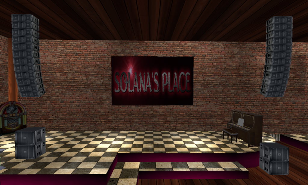 -(( RSG ))- install at Solana's Place