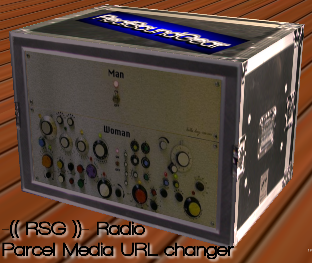 -(( RSG ))- parcel music URL changer